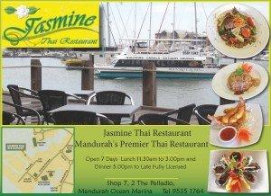 Jasmine Thai Restaurant Mandurah